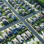都道府県別、住宅の平均敷地面積